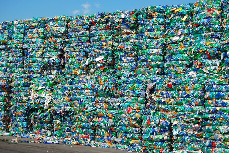 Technology will change the current plastics environment problem